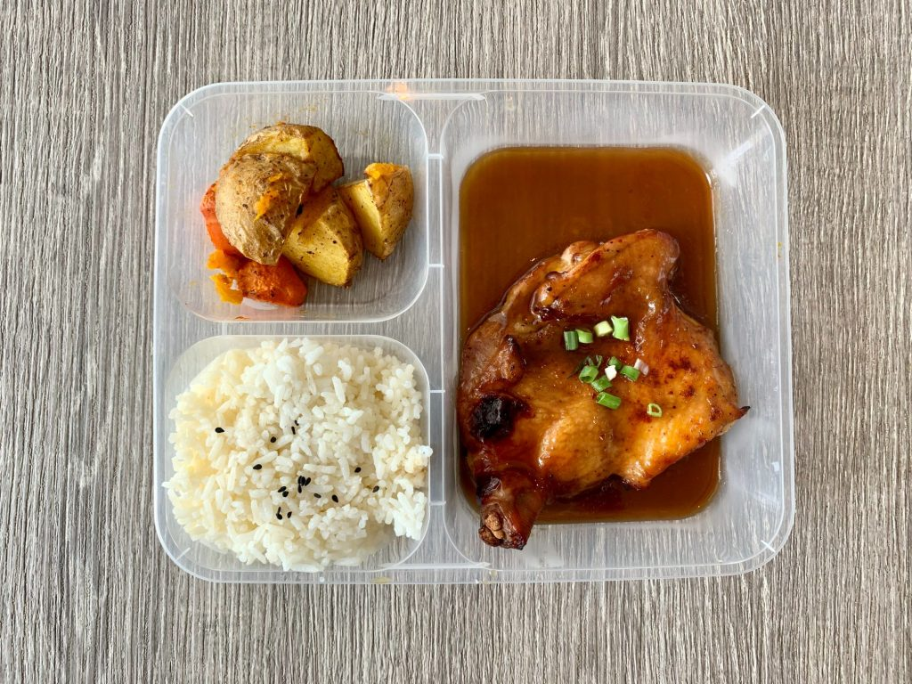 lunch box delivery kl