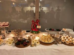 christmas catering kl